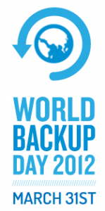 World Backup Day 2012 image