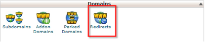 Creating URL Redirect in cPanel image 2